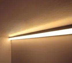 LED Aluminium PIR Corner Sensor Light, Mounting Type: Surface, 5w Onwords