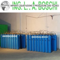 Oxygen Cylinder Filling Plant