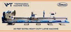 Limax 20 Feet Extra Heavy Duty Lathe Machine