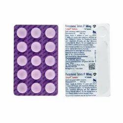 Calpol 500mg Paracetamol Tablet, 1*15 Strip