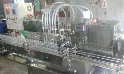 Hand Sanitizer Automatic Filling Machine
