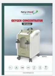 Oxymed Oxygen Concentrator 10 Ltr