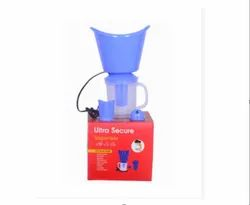 Ultrasecure All In One Steam Inhaler Facial Steamer and Vaporizer
