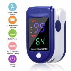 Finger Pulse Oximeters