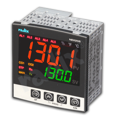 Universal Input PID Controller By Radix NEX205