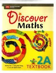 Discover Maths 2A Text Book
