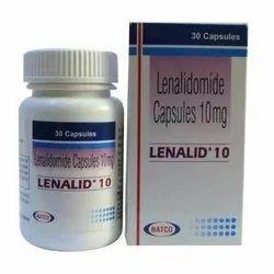 Linalid 10 Mg Capsule ( Lenalidomide)