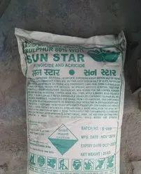 Sulphur WDG 80%, Grade Standard: Chemical Grade, Packaging Size: 25-50 Kg