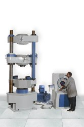 2000 kN Capacity computerized Universal Testing Machine