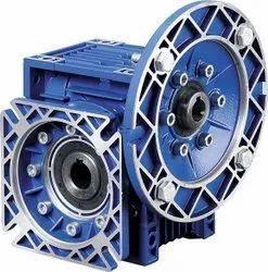 Standard Alluminium Aluminum Worm Reduction Gearbox