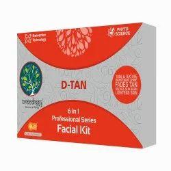 D- Tan Facial Kit