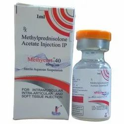 Zensole Methylprednisolone injection 40 mg