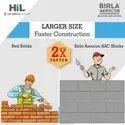 AAC Birla Aerocon Blocks 6 Inch