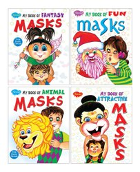 Fun With Mask 4 Different Books