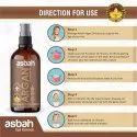 Asbah Herbal Cold Press Argan Treatment Oil