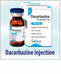 Dacarbazine Salius Pharma 100 mg Decarbazine Injection