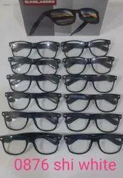 0876 ARC Square Steampunk Victorian Goggles