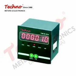 Single Phase 2 Wire Panel Mounted Digital Energy Meter, Model Name/Number: Tmcb 024 Sp, 240