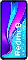 720x1600 Hd+ Blue Redmi 9 Mobile, Memory Size: 4GB, 128GB, Screen Size: 6.53inch