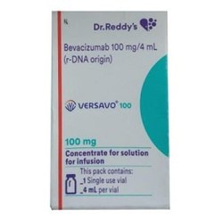 Versavo 100mg/4ml Bevacizumab Injection by Dr.Reddy's