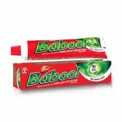 Cloves Dabur Babool Toothpaste
