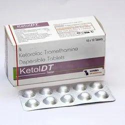 Ketorolac Tromethamine Tablet
