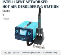 Bakon BK861 High End Intelligent Networked Hot Air BGA Welding Equipment Rework De Soldering Station