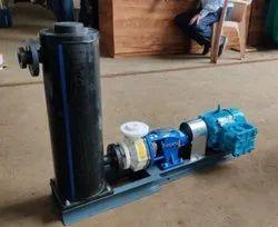 40METER PP/Pvdf Self Priming Polypropylene Chemical Pump, For Industrial, Model Name/Number: Mkcp Series