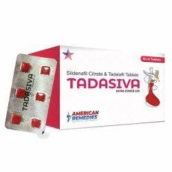 Sildenafil Citrate And Tadalafil Tablets