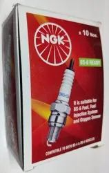 Hero Honda Steel Two Wheeler Spark Plug, 4 Stoke Bike