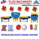 Interlock Tiles Making Machine
