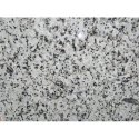 Slab Cotton White Granite, Thickness: 15-20 Mm