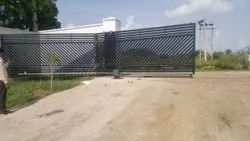 folding Industrial Automatic Gate