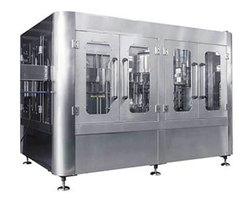 90 BPM Mineral Water Bottle Rinsing, Filling, Capping Machine