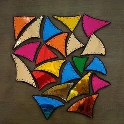 Applique Embroidered