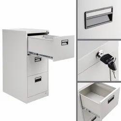 Metal Pedestal Cabinet Of 3 Drawers