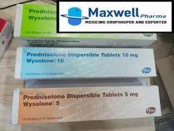Prednisolone Dispersible Tablets