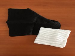 Plain Gots Certified 100% Cotton Knitted Dishcloth Towel Set Tea Towel Set, 450-550 Gsm, Size: 26 X 26 Cm
