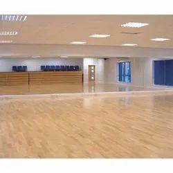 Aerobic Wooden Flooring
