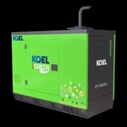 10 KVA Kirloskar Silent Diesel Generator Set