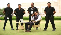 Male Residence Personal Security Guard Service, in Local