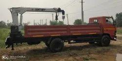 Truck Mounted Crane (Straight Boom)