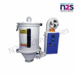 Automatic Hopper Dryer 25 Kg For Injection Molding Machine