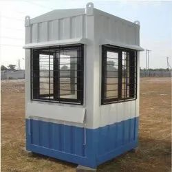 Ms Security Cabin