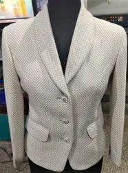 Ladies Winter Wear Blazer
