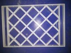 Mild Steel Safety Window Grill