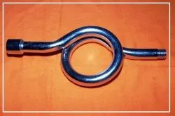 Polished SS304 Syphon, For Gas Handling, Single Piece Length: 1 m