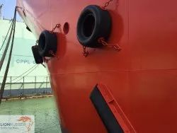Tyre Fender for Tugs & Barges