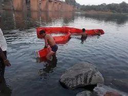 Floating Boom Barrier