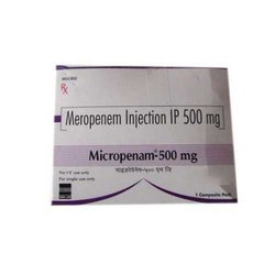 Micropenam 500mg Injection